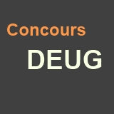 Concours national DEUG/L2